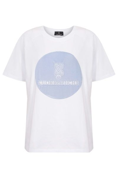T-SHIRT BABY BLUE COVER