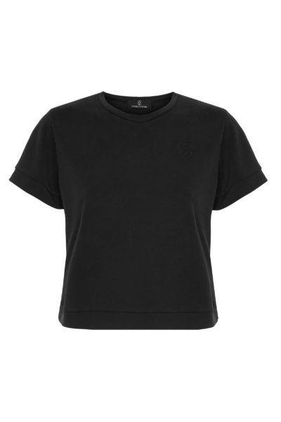 T-SHIRT BLACK ESTI