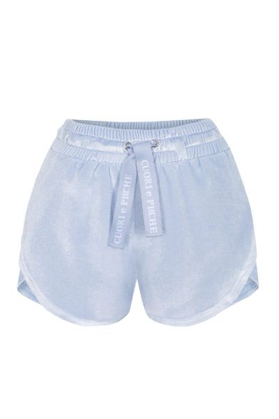 SHORTY BABY BLUE NISO